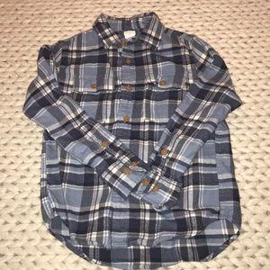 Other - Jcrew boys flannel